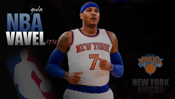 Guia VAVEL da NBA 2015/2016: New York Knicks