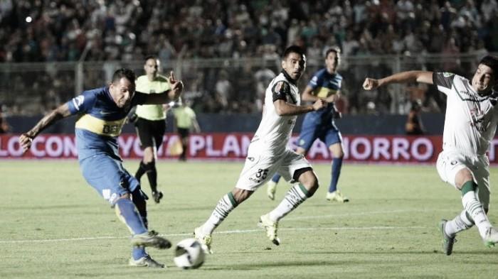 Boca volvió a la victoria con un gol de Tevez