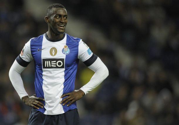 Jackson Martínez, gol al servicio del Atlético de Madrid