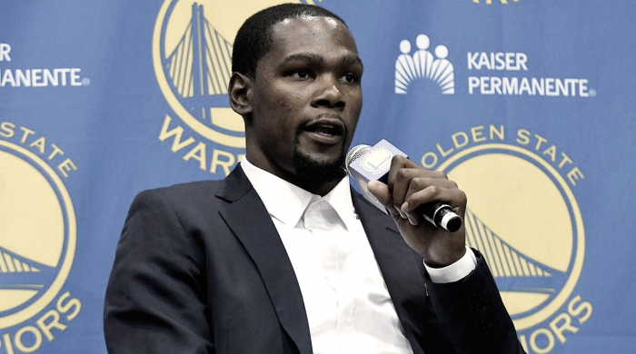 """NBA - Kevin Durant sul ritorno a OKC: """"So cosa aspettarmi"""""""
