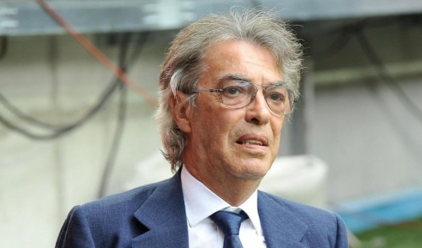 """Inter, Moratti: """"La Juve è forte, sono pericolosissimi"""""""