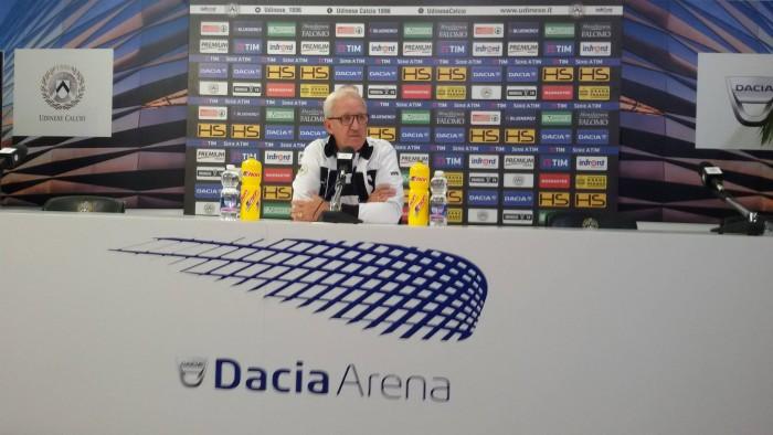 """Udinese - Delneri: """"Lotta fisica con il Torino. Maxi e Fofana giocano"""""""