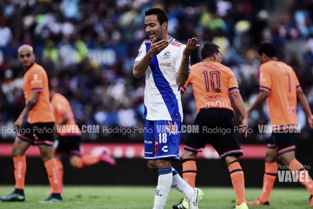 Luis Gabriel Rey confía en las posibilidades ante Tigres