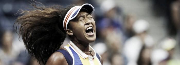 Atual campeã, Kerber é surpreendida por Osaka no US Open