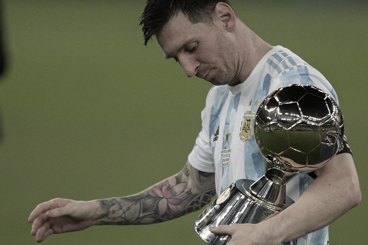 Argentina - Brasil: puntuaciones de Argentina en la final de la Copa América 2021