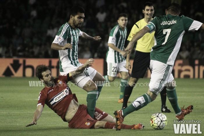 El Betis ha perdido tres de los cuatro últimos partidos frente al Espanyol