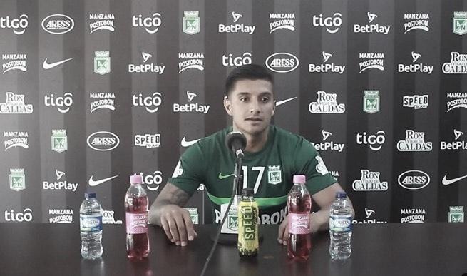 """Yeison Guzmán: """"Vengo con la ambición de hacer historia con esta camiseta"""""""