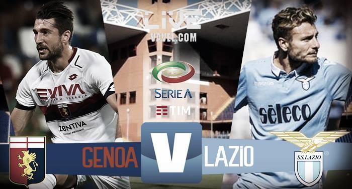 Genoa - Lazio in diretta, Serie A 2017/18 LIVE (2-3): la Lazio soffre ma ottiene tre punti pesanti!