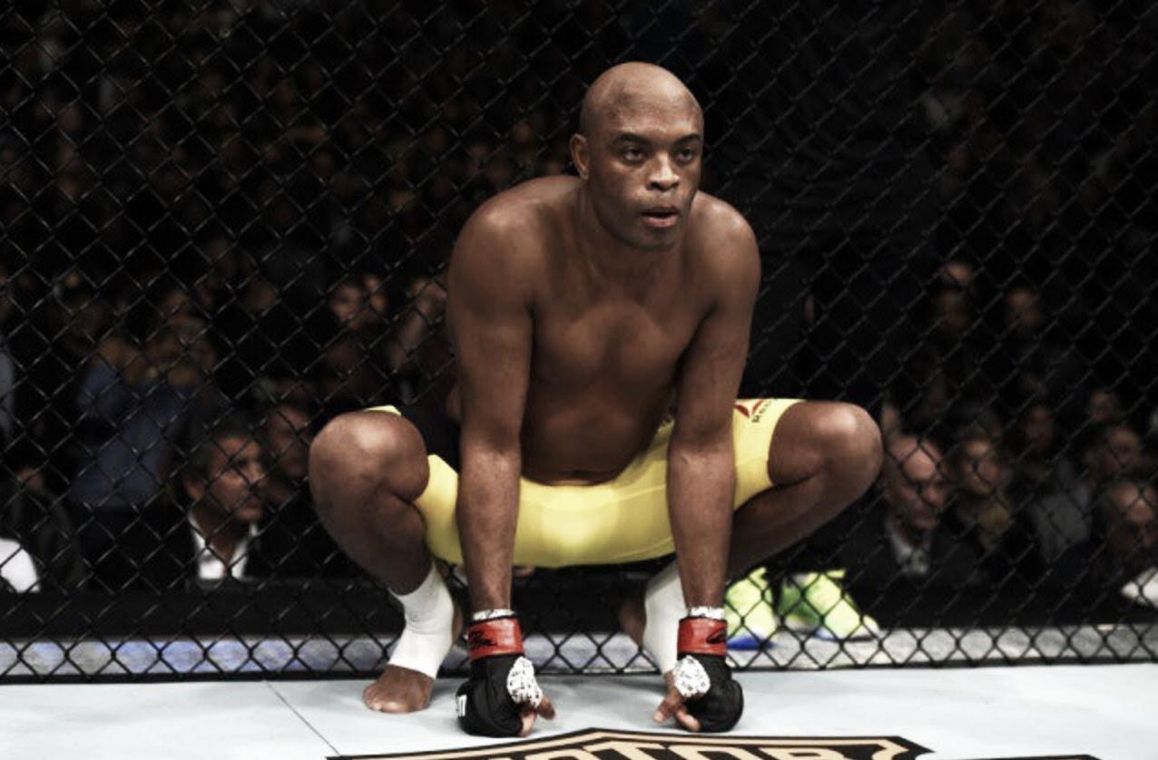 Por questões de trabalho, Anderson Silva não comparece em coletiva de imprensa do UFC Rio 237