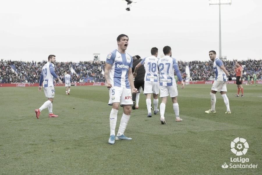 Resumen Leganés vs. Real Sociedad en LaLiga Santander 2020 (2-1)