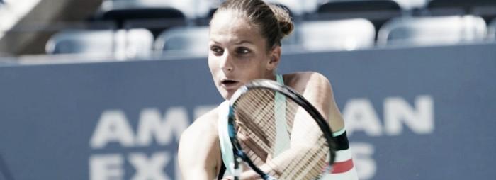 Pliskova vira partida contra Gibbs e avança à terceira rodada do US Open