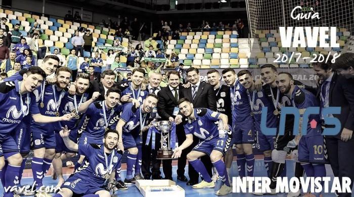 Guía VAVEL Movistar Inter 2017/18: un campeón con la intención de reinventarse