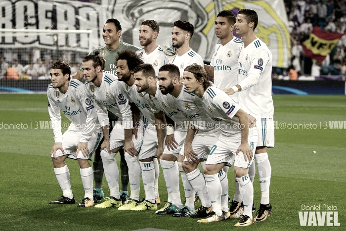 Real Madrid - Apoel Nicosia: puntuaciones Real Madrid jornada 1 Champions League