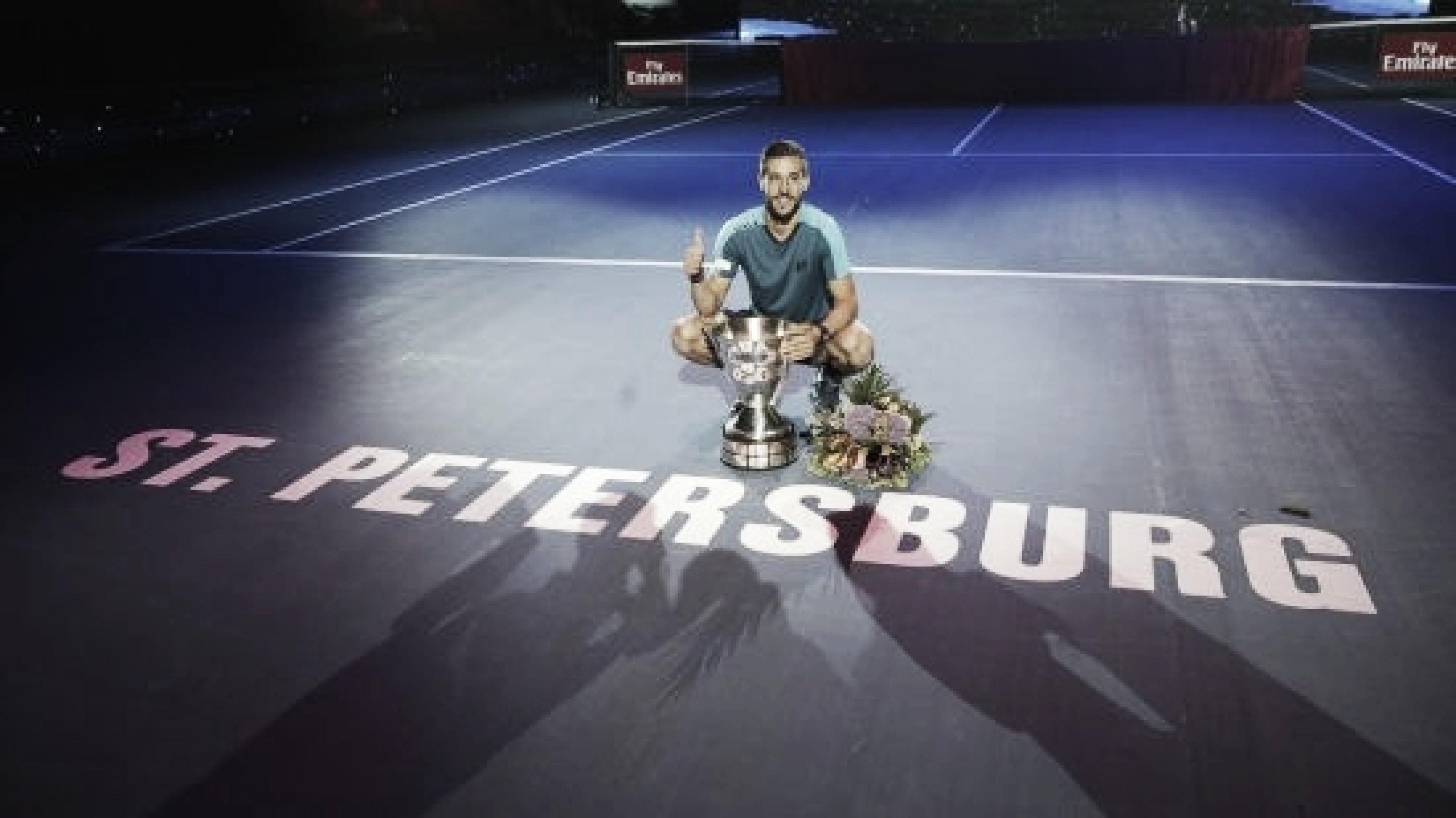 ATP 250 San Petersburgo: Comienzan los torneos bajo techo