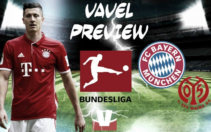 Bundesliga - Bayern in cerca di riscatto contro il Mainz