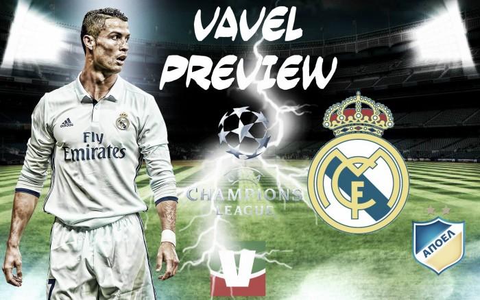 Champions League - Il Real Madrid ospita l'APOEL per tornare alla vittoria