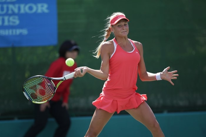 ITF Roundup: 15-Year-Old Dayana Yastremska Becomes First $25K Champion Born After The Year 2000