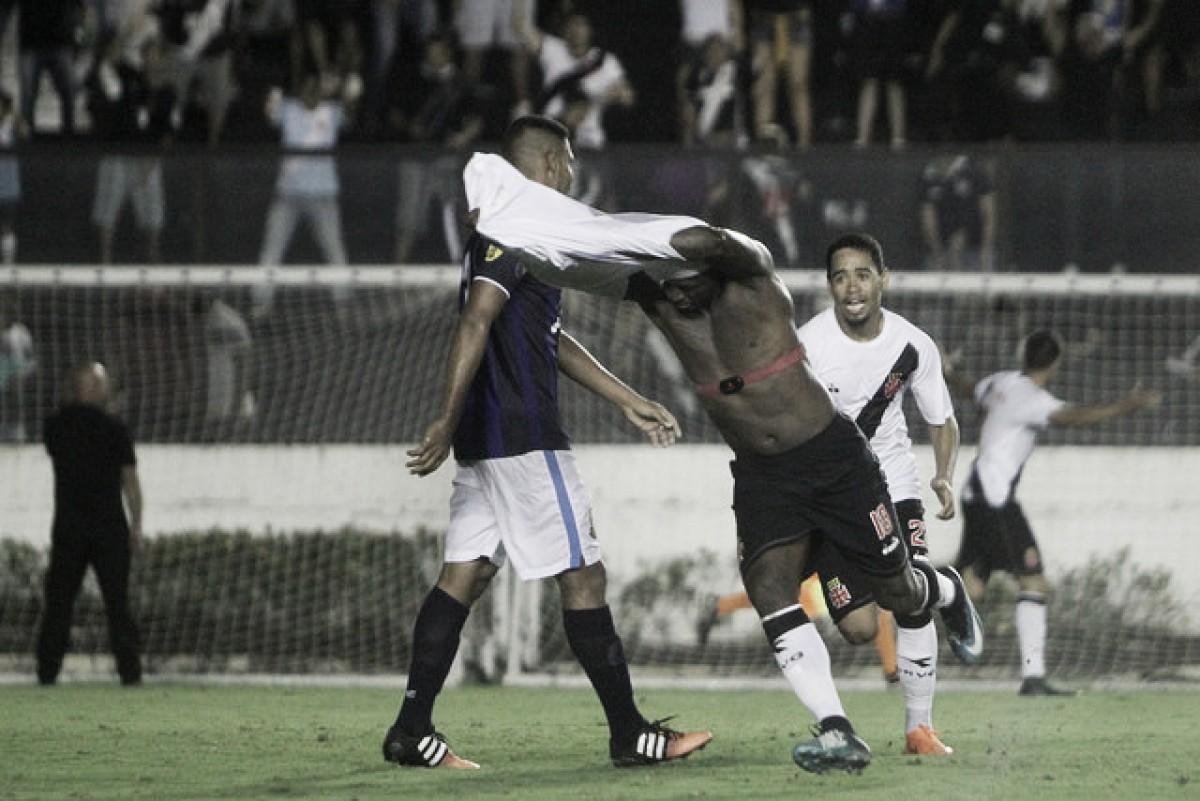 Pela terceira rodada da Taça Rio, Vasco e Boavista duelam em Cariacica neste domingo