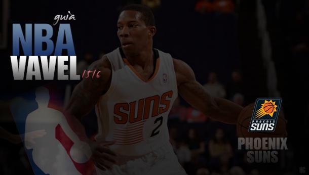 Guia VAVEL da NBA 2015/2016: Phoenix Suns