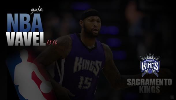 Guia VAVEL da NBA 2015/16: Sacramento Kings