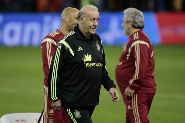 """Vicente del Bosque: """"Hemos dominado el juego y el resultado podría haber sido mayor"""""""