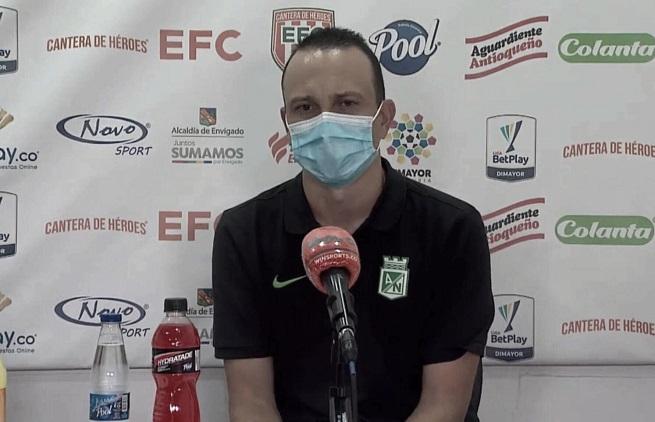 """Alejandro Restrepo: """"Es nuestra obligación poner el foco en estos detalles para que no ocurran en los juegos"""""""