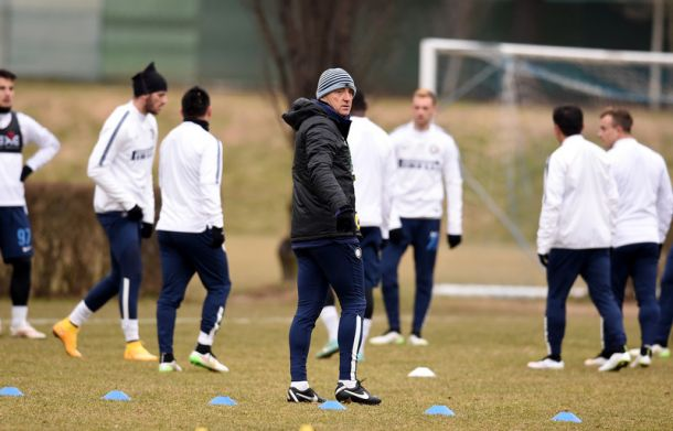 Le mosse tattiche di Mancini verso Napoli-Inter