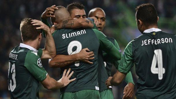 Leão segura Liga Europa e luta pela Champions