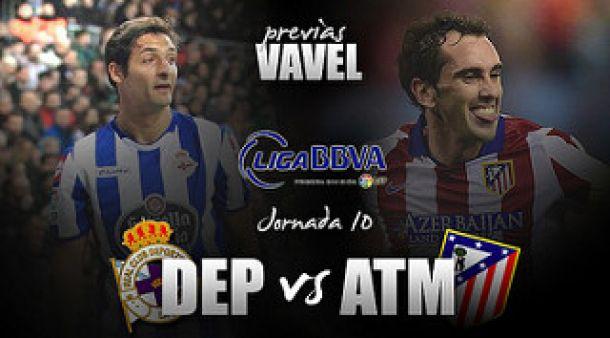 Pré-jogo: Atlético de Madrid duela com La Coruña mirando liderança provisória