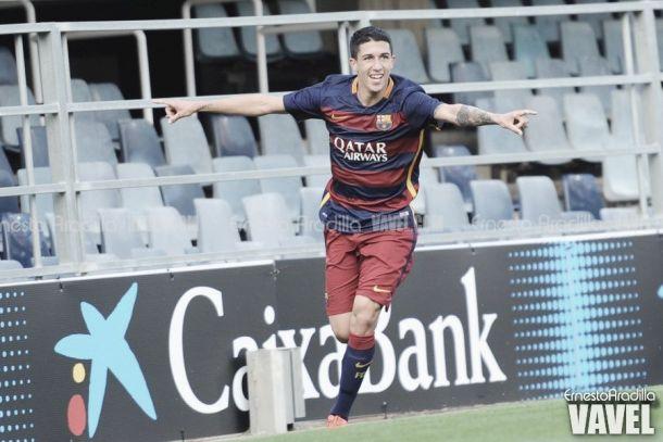 El Barça B obtiene su primera victoria en el Mini