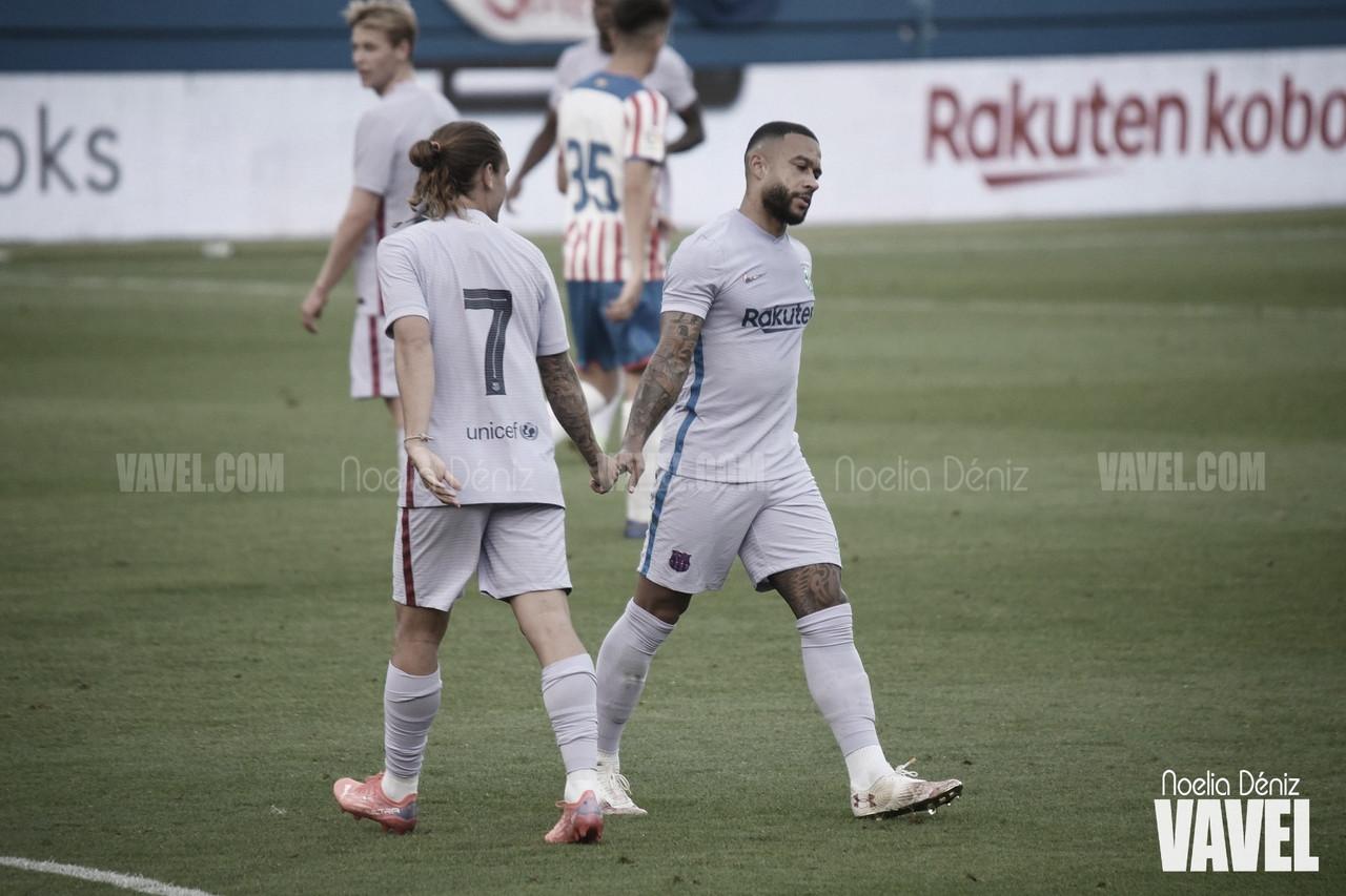 Barça vs Girona (3-1): el primer rugido de Depay