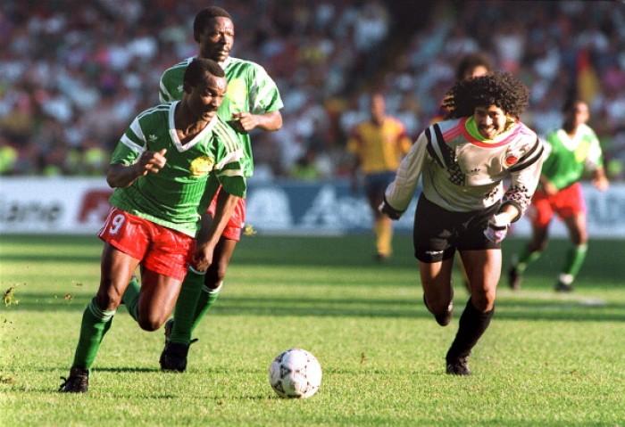 La 'tricolor': dos derrotas y un triunfo ante Camerún