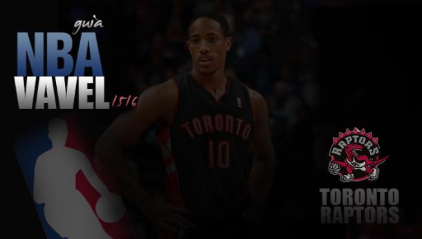Guia VAVEL da NBA 2015/2016: Toronto Raptors