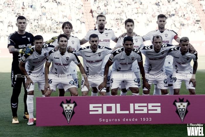 Resumen CD Numancia 5-1 Albacete Balompié en Segunda división 2017