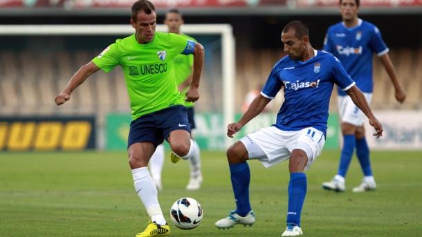 El Málaga cae ante el Xerez en el segundo amistoso de la pretemporada