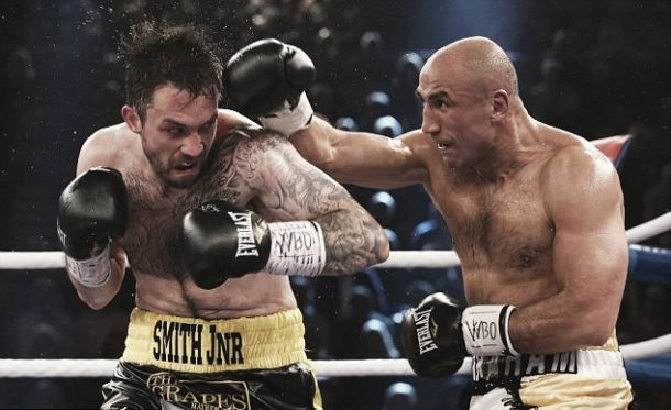 Andre Ward vs Paul Smith: Preview