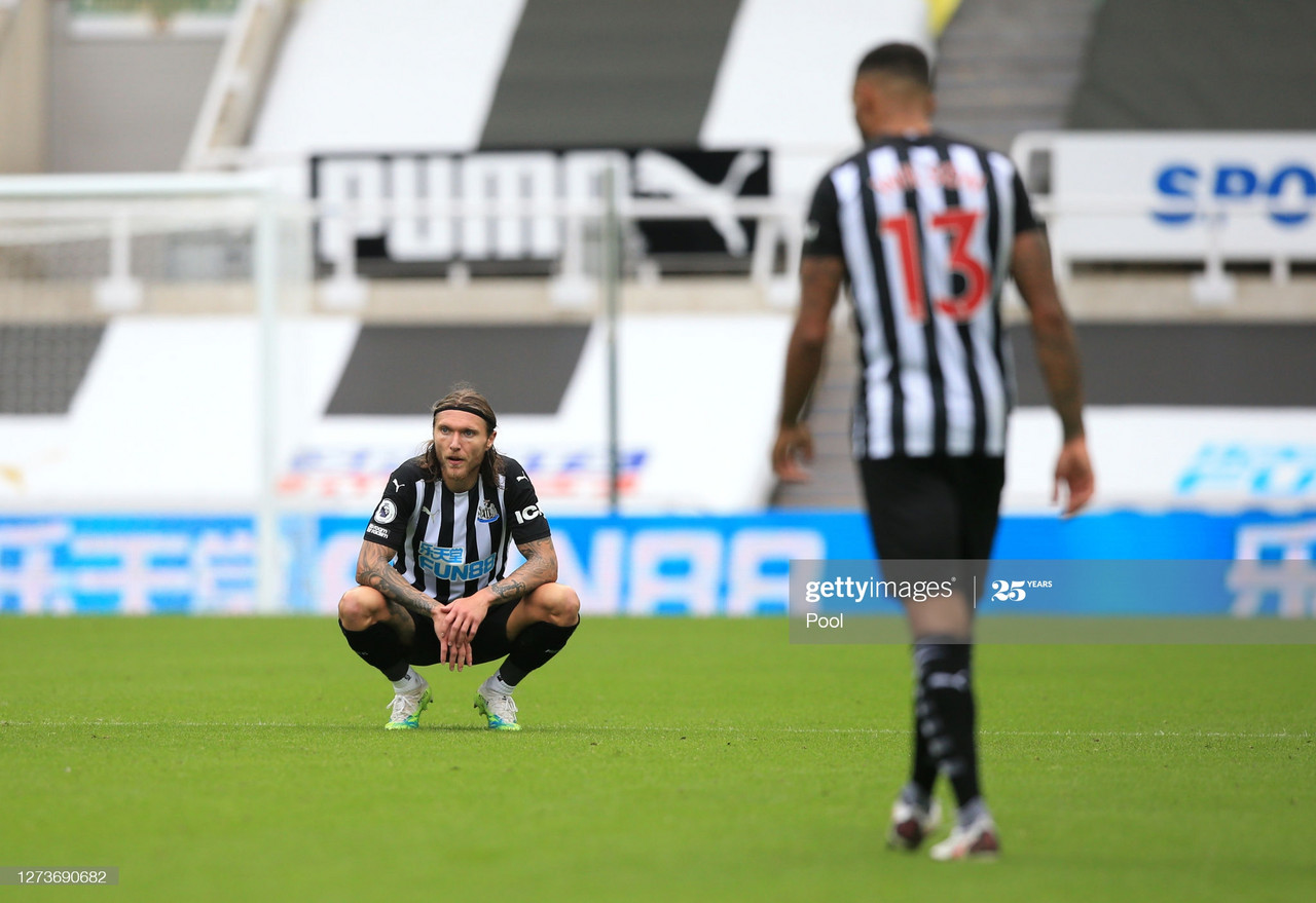 Newcastle United 0-3 Brighton: Magpies silenced by Seagulls