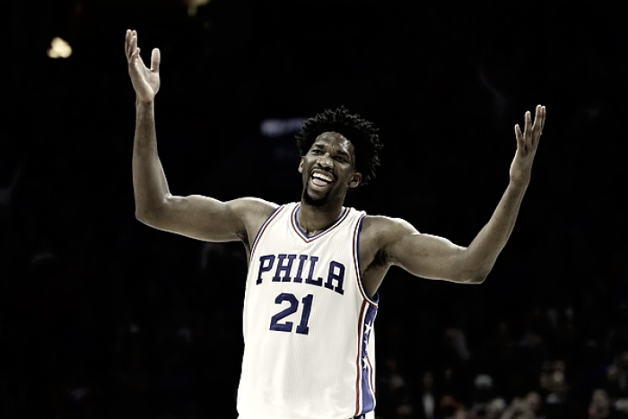 NBA - Joel Embiid sarà pronto per il training camp