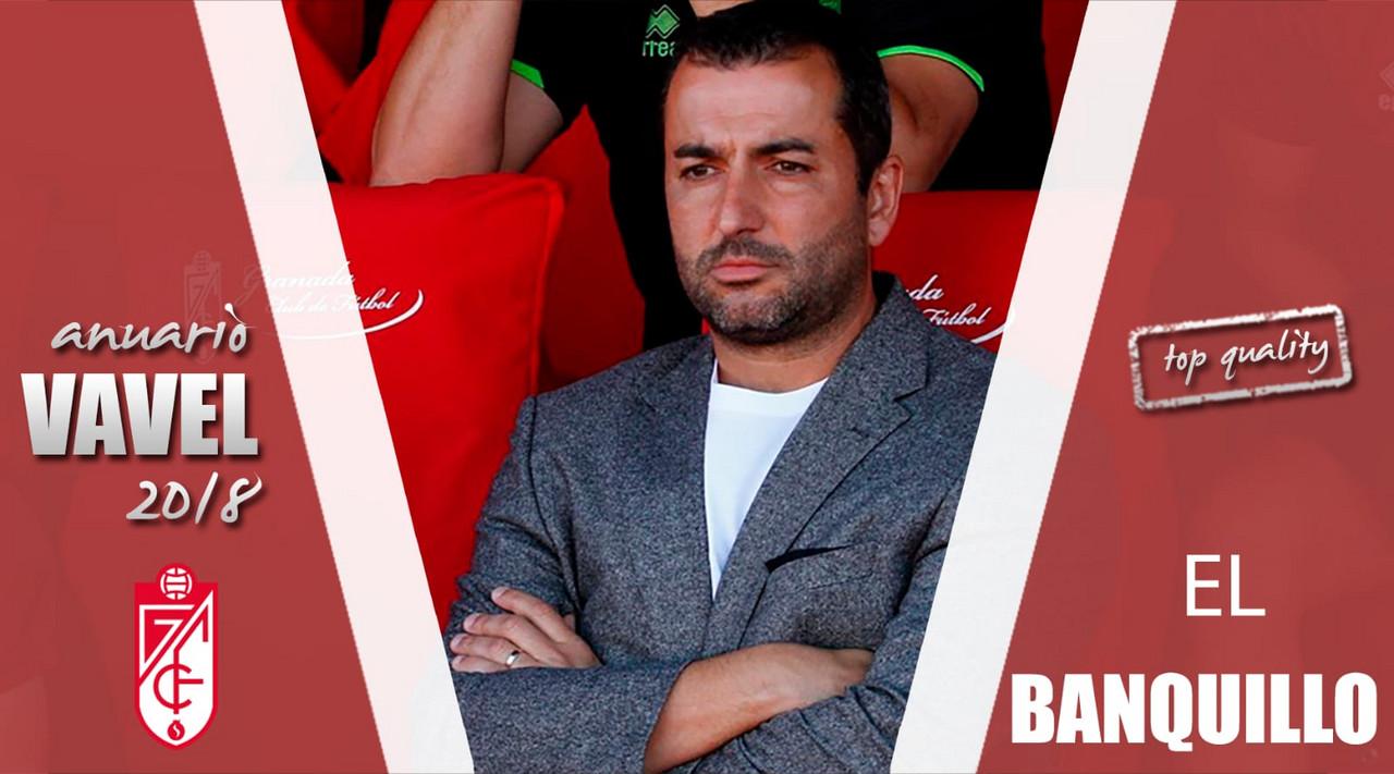Anuario VAVEL Granada CF 2018: Entrenadores, el resurgir del fénix