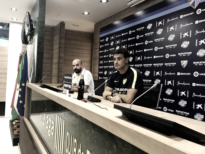 """Michel: """"El partido es tremendamente importante pero no es una final"""""""