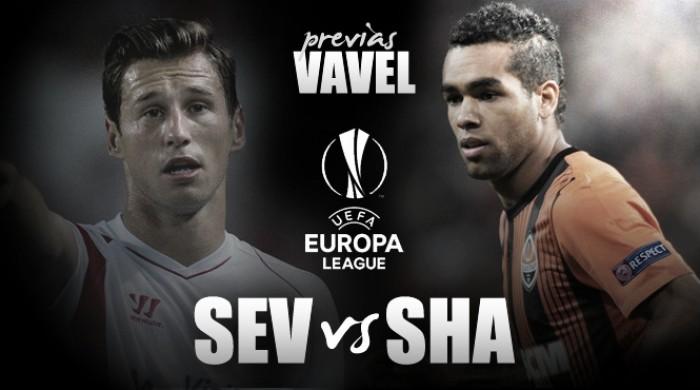 Europa League: lo Shakhtar va a caccia dell'impresa nel catino bollente del Sanchez Pizjuan