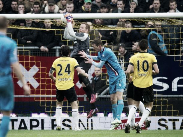Empate sin goles en el Rat Verlegh Stadion