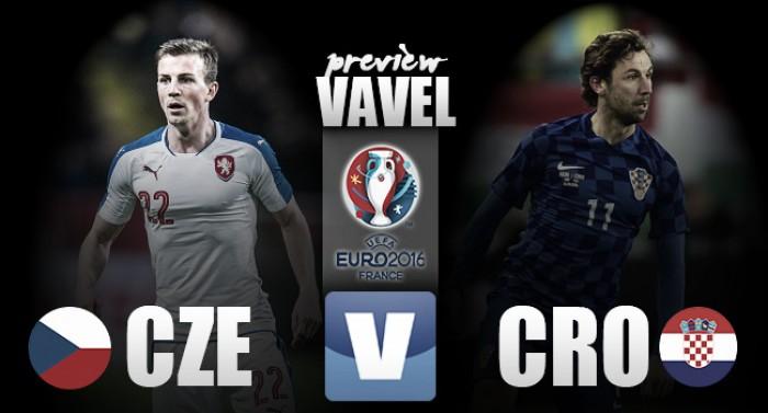 Euro 2016, Gruppo D: Repubblica Ceca per il riscatto, Croazia per la qualificazione