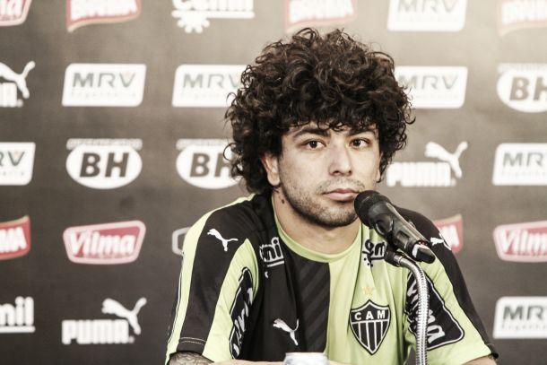 """Luan afirma que Atlético-MG pode superar Corinthians: """"Não tem nada impossível"""""""