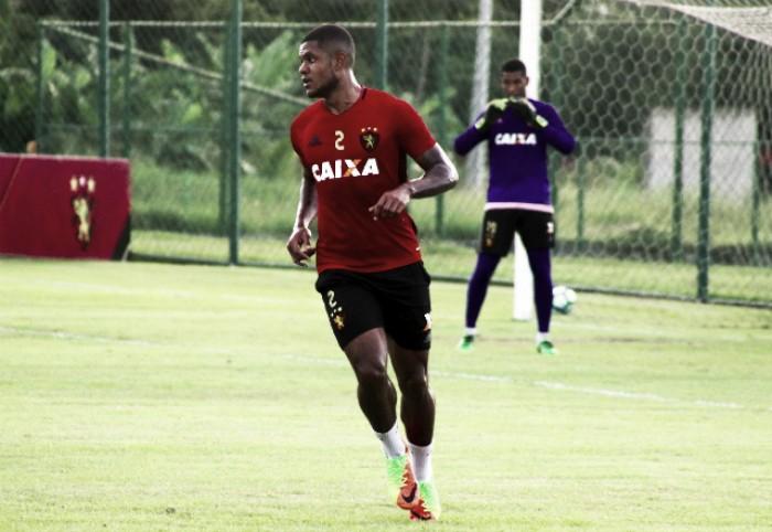 Recuperado de lesão, Anselmo entra na lista do Sport para Copa Sul-Americana