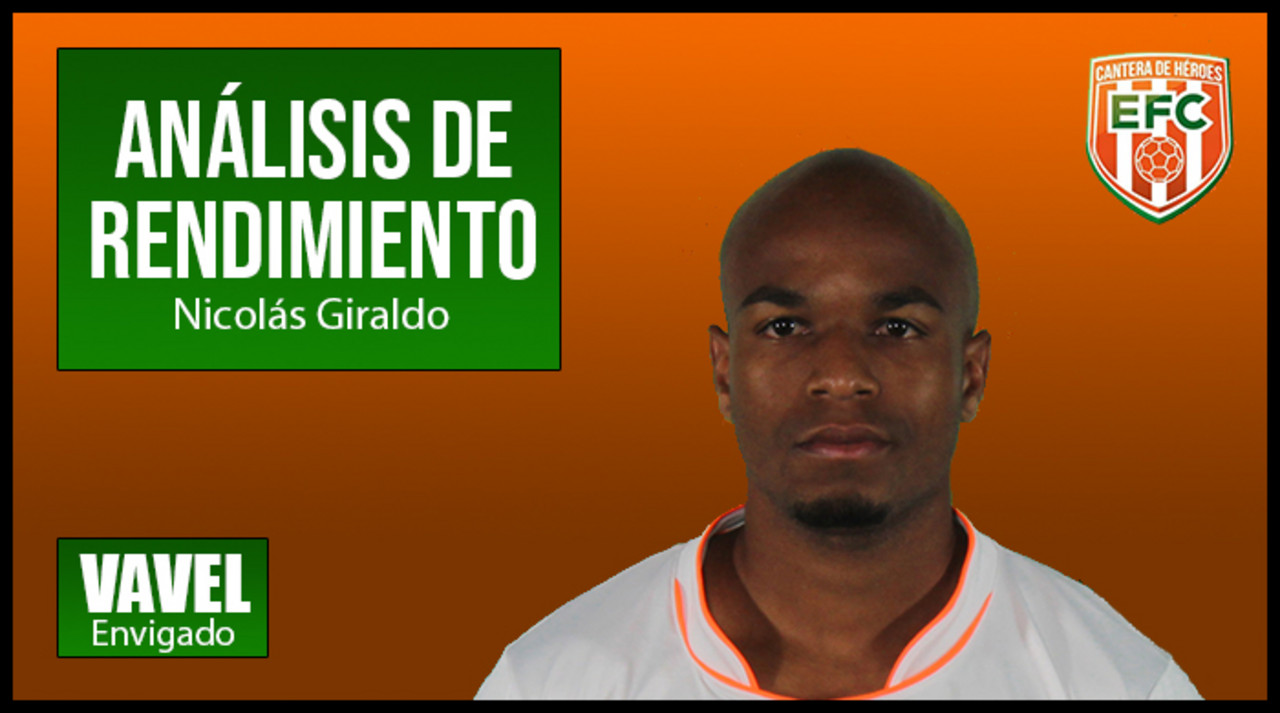 Análisis naranja 2018-II: Nicolás Giraldo