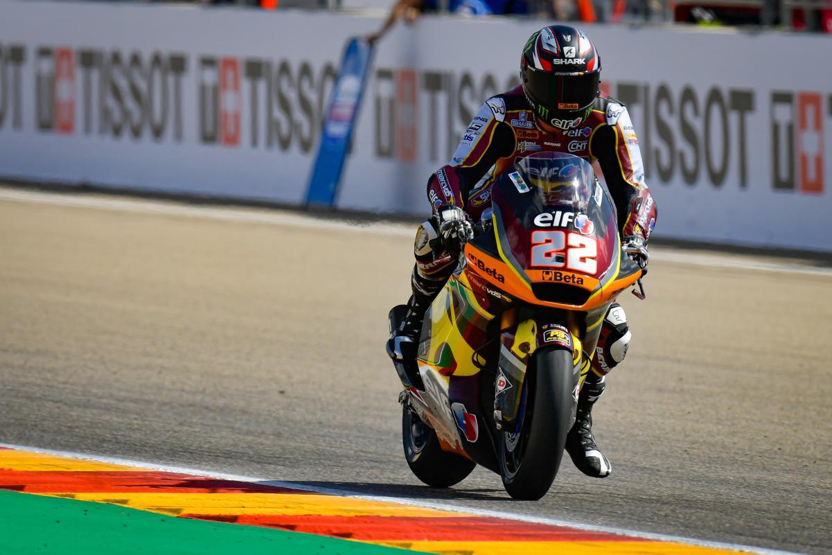 Sam Lowes seguirá un año más en Moto2