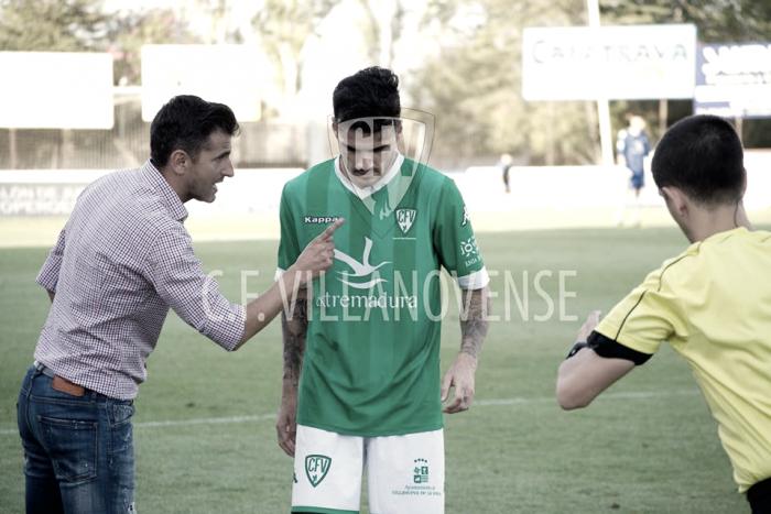 CD Badajoz - CF Villanovense: derbi de los de antaño