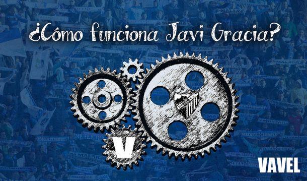 ¿Cómo funciona Javi Gracia?