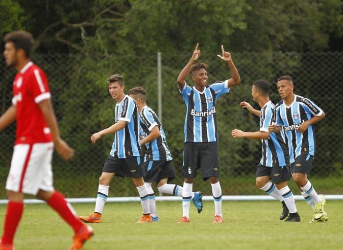 Resultado Goiás x Grêmio - Copa SP de Futebol Júnior 2018 (1-0)